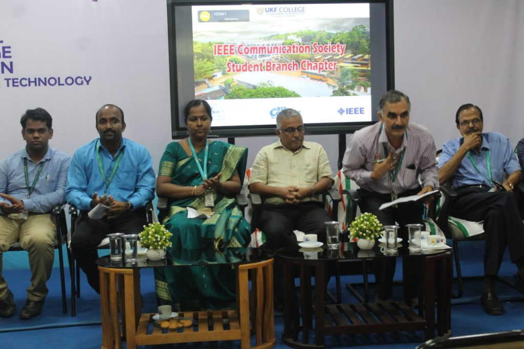 IEEE Communication Society Chapter Inauguration at UKF College of Engineering and Technology,Kollam