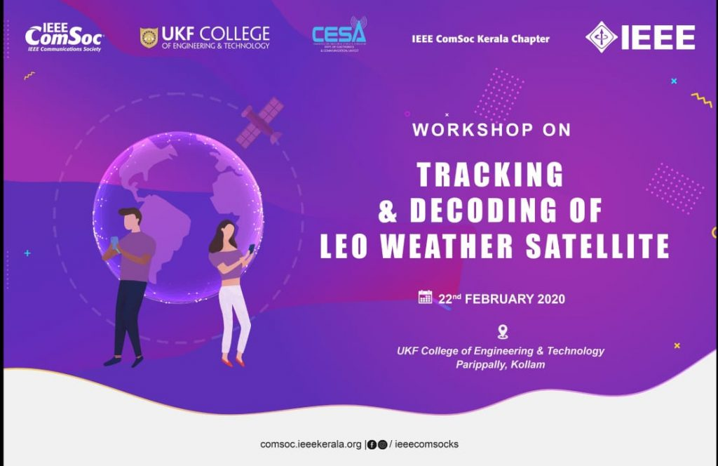 Tracking and Decoding of LEO Weather Satellite