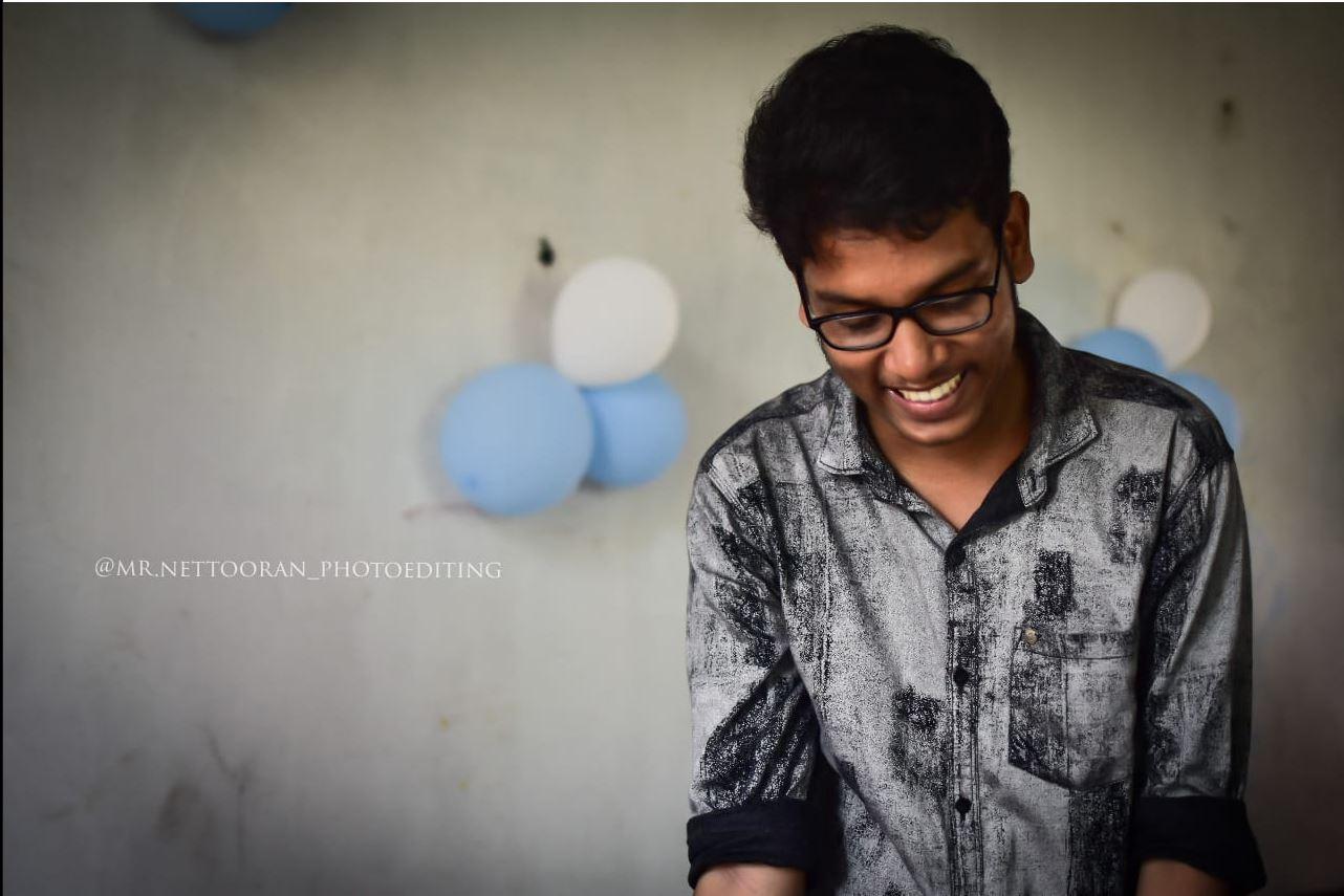 Aswin A Kumar