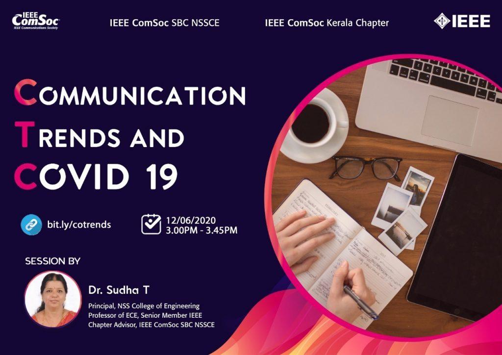 Webinar on COMMUNICATION TRENDS & COVID 19