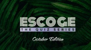 Escoge October Edition