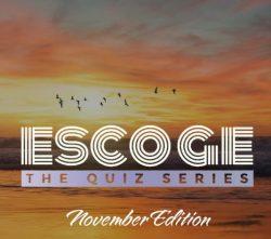 Escoge November Edition