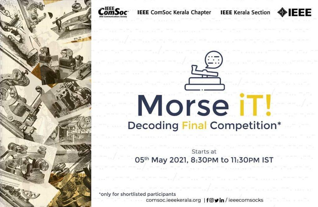 Morse It