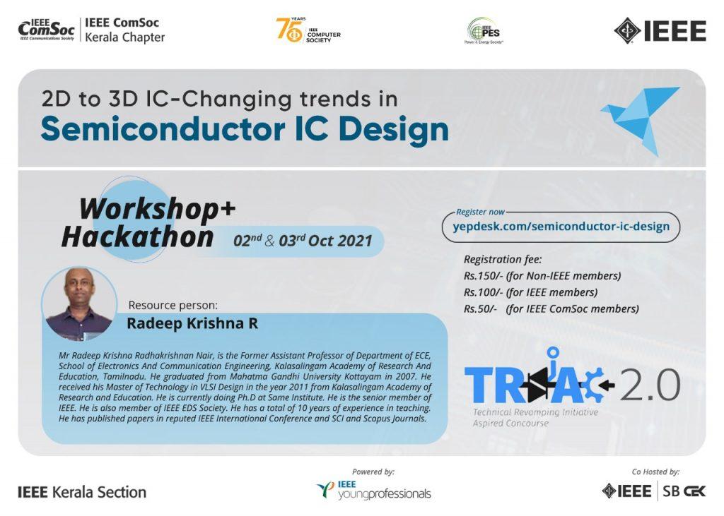 Semiconductor IC design